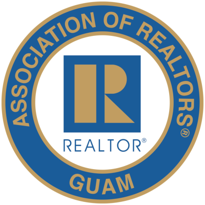 Association of Realtors Guam logo