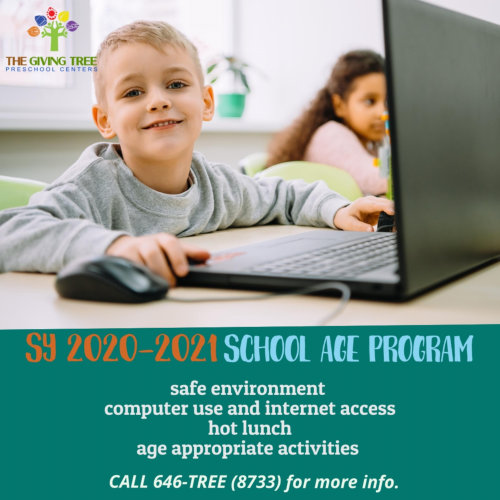 school age program